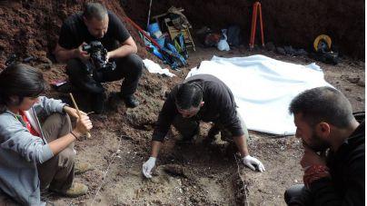 El Cabildo retoma la excavación en la necrópolis benahoarita de La Cucaracha