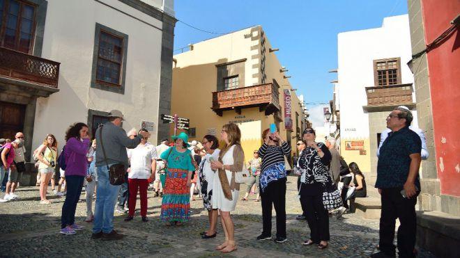 Las Palmas de Gran Canaria superó el millón y medio de pernoctaciones