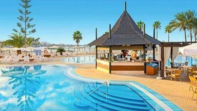 Las pernoctaciones hoteleras de extranjeros crecen en Canarias un 1,9% en 2017
