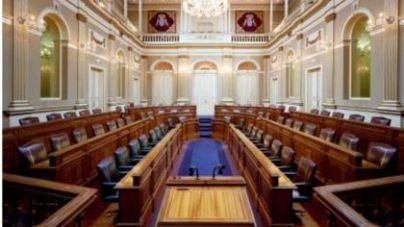 PP, PSOE, NC y Podemos instan a CC y ASG a dialogar para aprobar la reforma electoral en Canarias
