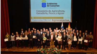 El Gobierno reconoce a los 86 mejores vinos, quesos, gofios y aceites de Canarias