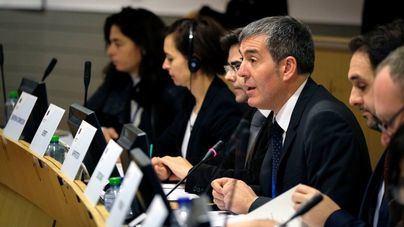 Clavijo viaja a Bruselas para defender la 'mejor consideración' para las RUP