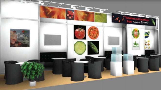 Empresarios del tomate y pepino estarán presentes la próxima semana en la Fruit Logistica