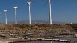 La eólica registra en enero récord de aportación a la generación eléctrica con un 8% del total