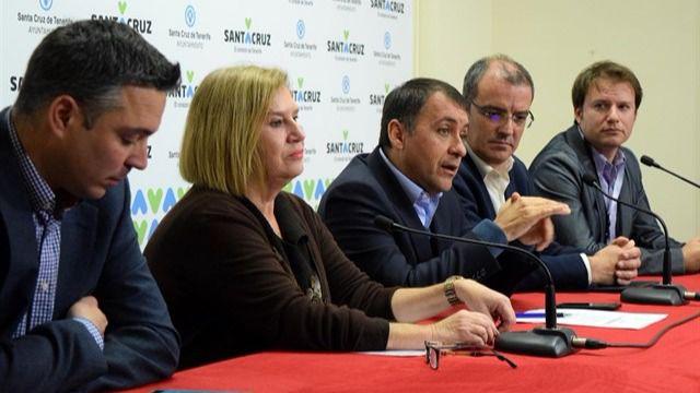 Santa Cruz reúne a expertos nacionales e internacionales en una nueva edición de Hackron