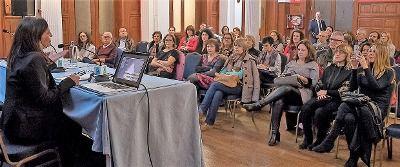 'El incremento de mujeres científicas beneficia el bien común'