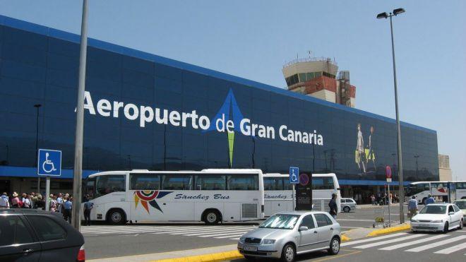 Los aeropuertos canarios registran en enero más de 3,6 millones de pasajeros, un 5,6% más