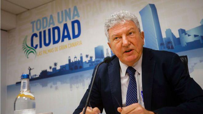 Menos de 42.000 desempleados en Las Palmas de Gran Canaria