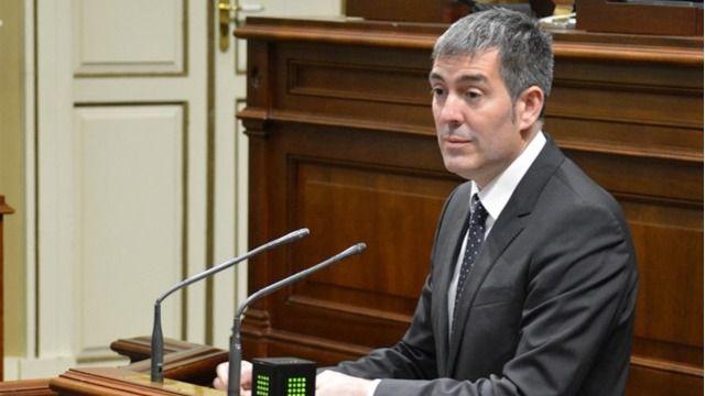 Clavijo prevé cerrar el convenio de carreteras en marzo