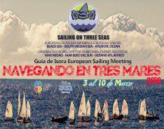Guía de Isora acoge el proyecto 'Navegando en tres mares'