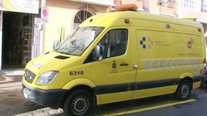 El sector de ambulancias de Tenerife y La Gomera irá a la huelga en marzo