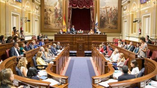 Podemos impide una declaración institucional del Parlamento sobre la mujer