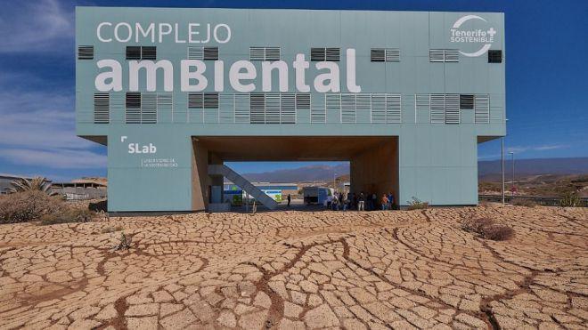 El Complejo Ambiental de Tenerife gestionó cerca de 569.000 toneladas de residuos domésticos en 2017
