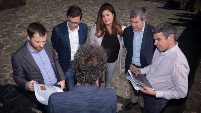 El Gobierno transfiere al Cabildo de El Hierro más de 4,5 millones de euros para invertir en 2018 a través del FDCAN