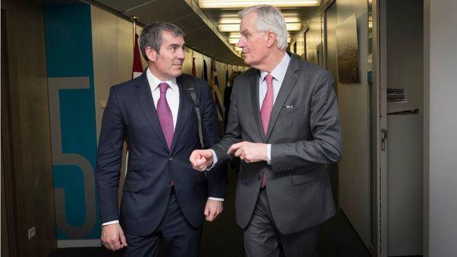 Europa, sensible con las RUP en la negociación del brexit
