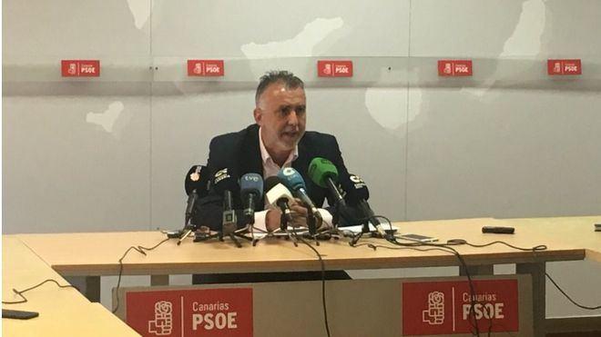 El PSOE rompe los acuerdos sobre los órganos del Parlamento