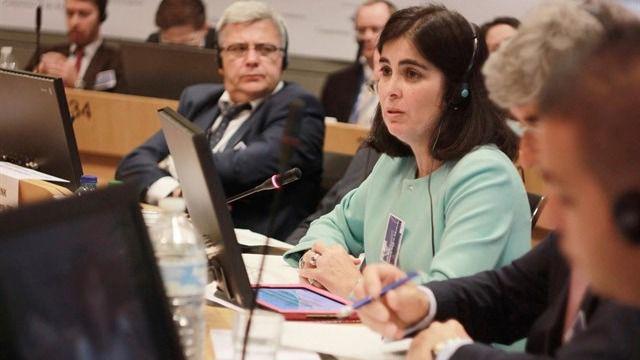 Darias presenta en Bruselas el proyecto para una 'Estrategia canaria de desarrollo sostenible'