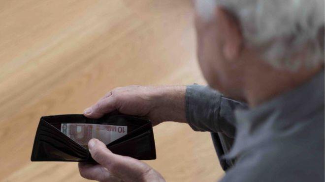 Cuatro de cada diez pensionistas canarios cobra por debajo del umbral de la pobreza