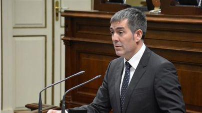 El Parlamento examina al Gobierno de Clavijo en el 'Debate de la Nacionalidad'