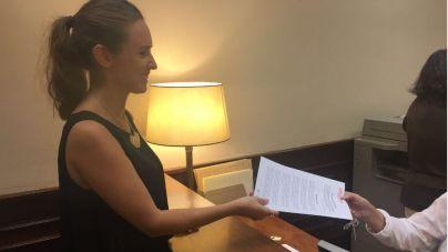Ciudadanos pregunta si Hay 'un plan B' para evitar los apagones energéticos La Palma