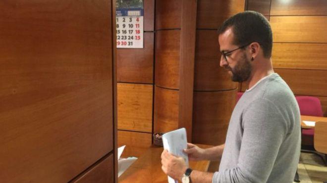 Podemos pide someter a consulta ciudadana la reforma del Estatuto de Autonomía
