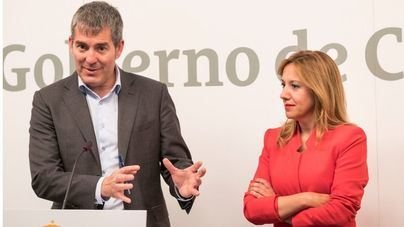 El proyecto de ley de PGE incluye la Agenda Canaria