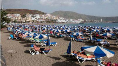Canarias lidera la llegada de turistas con 2,4 millones hasta febrero