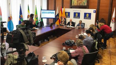 Morales insiste en el desequilibrio inversor del Gobierno en las islas