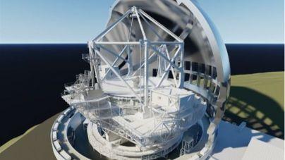Aplazan la decisión para ubicar el Telescopio de Treinta Metros en Hawai o La Palma