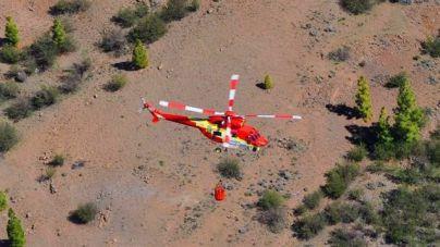El Gobierno de Canarias pide al Estado un helicóptero 'kamov' permanente en las islas