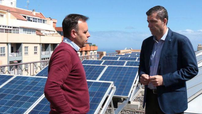 El Ayuntamiento ingresa 146.000 euros en 4 años por la venta de la energía de sus placas fotovoltaicas
