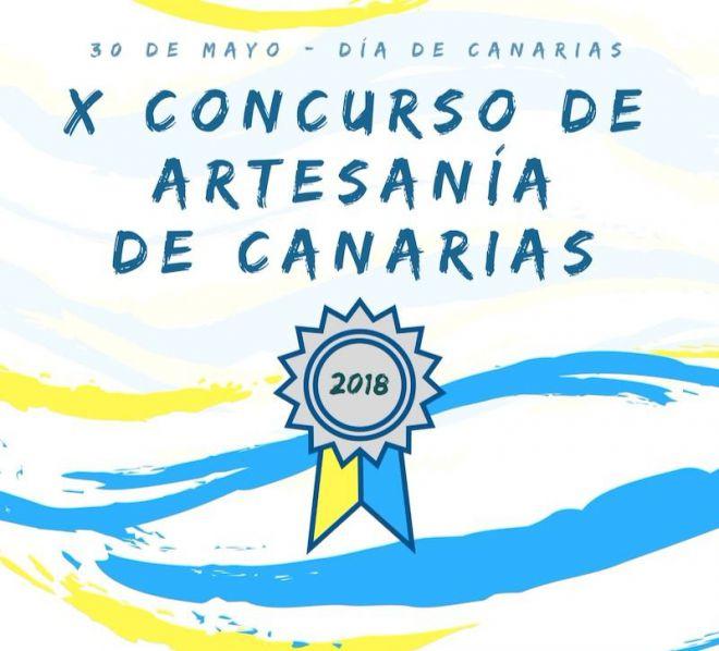 X Concurso Artesanía Canaria de Santa Úrsula