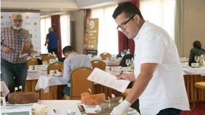 Producciones de todas las Islas compiten en Agrocanarias por el galardón al Mejor Queso de Canarias