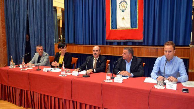 El Círculo de Amistad XII de Enero acogerá por vez primera un Campeonato de España de Frontenis