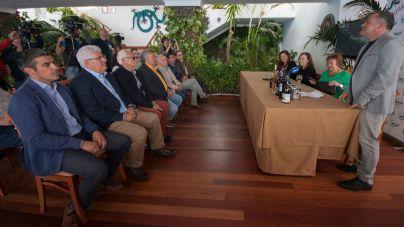 """El Cabildo de El Hierro presenta las """"joyas"""" de los vinos herreños"""