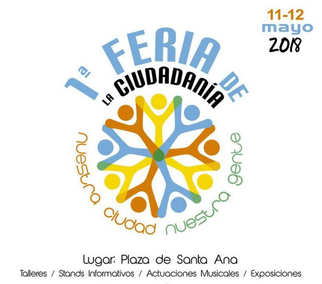 El Colegio de Fisioterapeutas participa en la Feria de la Ciudadanía