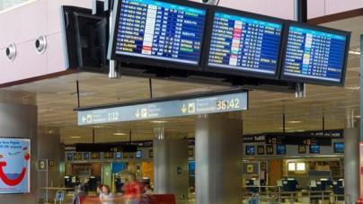 Los aeropuertos canarios registran 3,6 millones de pasajeros en septiembre