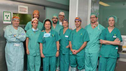Equipo de la Unidad de Carcinomatosis Peritoneal