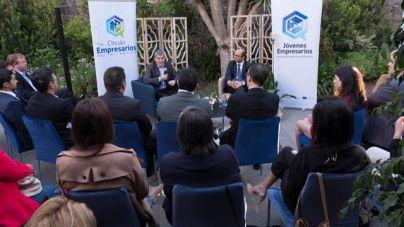 Clavijo afirma que la recuperación económica 'parece una realidad' en Canarias