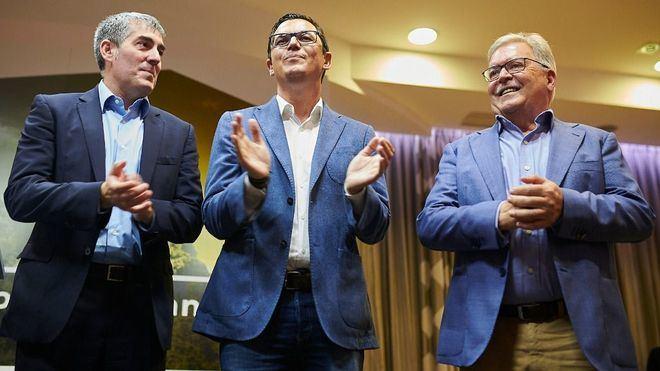 Unidos por Gran Canaria y Coalición Canaria firman una alianza por Gran Canaria