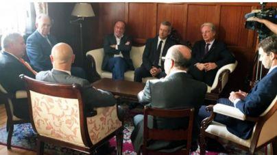 El Círculo de Empresarios de GC alerta al Gobierno de la necesidad de cumplir con la Agenda Canaria