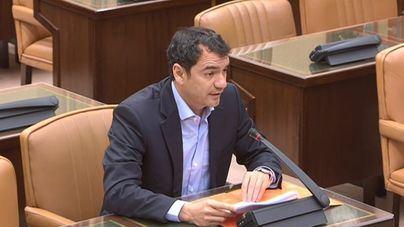 Cs pide explicaciones a Torres por las posibles irregularidades en el Instituto insular de Deportes