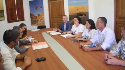 Fuerteventura reitera su apoyo a las demandas de 'Las Kellys'