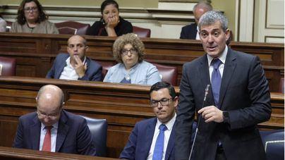 Clavijo dice que Canarias tendrá 'su cuota de solidaridad' con el 'Aquarius'
