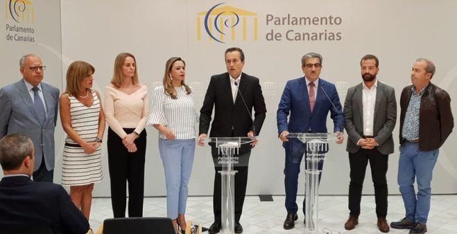 Acuerdo unánime de los grupos políticos en el Parlamento sobre RTVC
