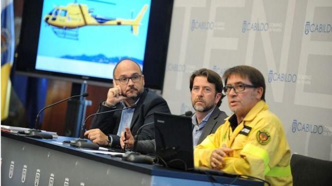 El Cabildo despliega el Operativo Brifor 2018 contra incendios forestales