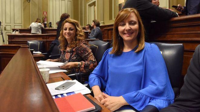 Nieves Lady Barreto anuncia que Canarias contará con su propia ley de cambio climático