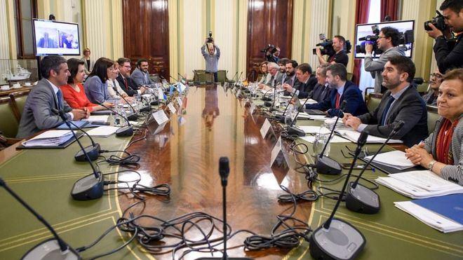 Narvay Quintero plantea en Madrid la necesidad mantener los fondos europeos