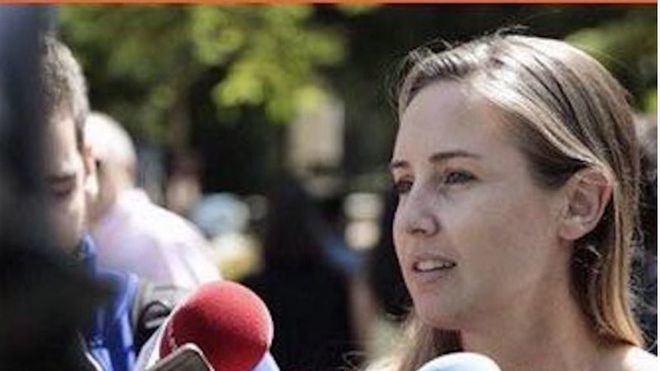 """Melisa Rodríguez: """"De nada sirve conseguir financiación en Madrid, si luego CC no es capaz de ejecutarla"""""""
