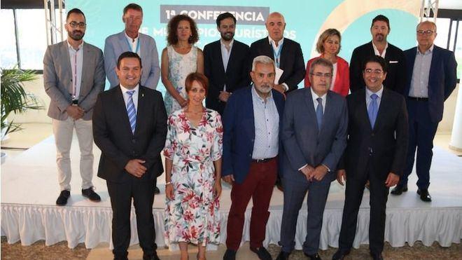 La Declaración de Adeje cierra la I Conferencia de Municipios Turísticos